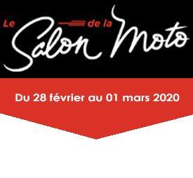 Salon de la moto de MTL 2020